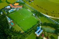 Футбольный клуб и Отель в Бразилии