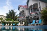 Отель (4 звезды) на Сейшельских островах